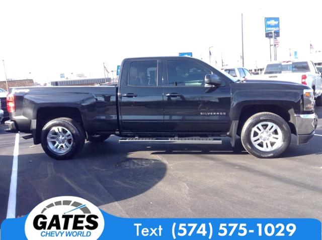 2018 Chevrolet Silverado 1500 Double Cab 4x4, Pickup #M6927B - photo 9