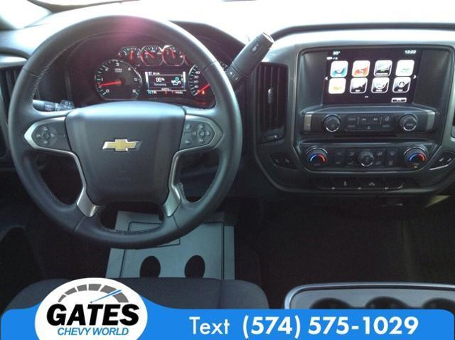 2018 Chevrolet Silverado 1500 Double Cab 4x4, Pickup #M6927B - photo 13