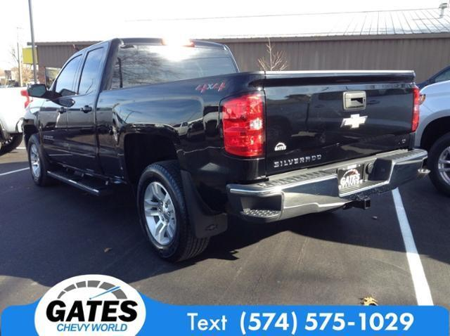 2018 Chevrolet Silverado 1500 Double Cab 4x4, Pickup #M6927B - photo 2