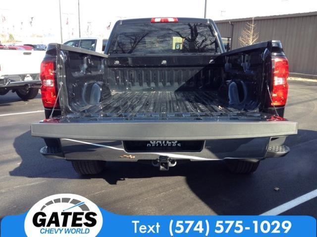 2018 Chevrolet Silverado 1500 Double Cab 4x4, Pickup #M6927B - photo 8