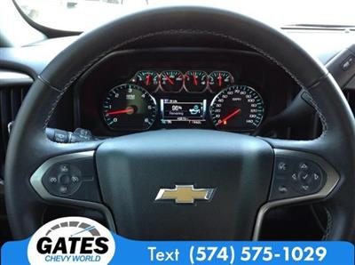 2018 Chevrolet Silverado 1500 Double Cab 4x4, Pickup #M6927B - photo 22