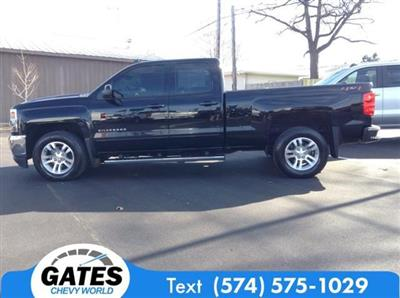 2018 Chevrolet Silverado 1500 Double Cab 4x4, Pickup #M6927B - photo 6