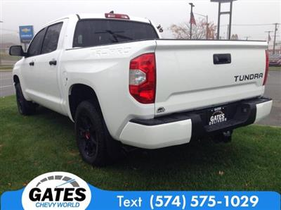 2020 Toyota Tundra Crew Cab 4x4, Pickup #G7293P - photo 2