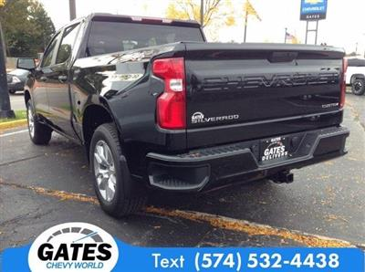 2021 Chevrolet Silverado 1500 Crew Cab 4x4, Pickup #M6945 - photo 5