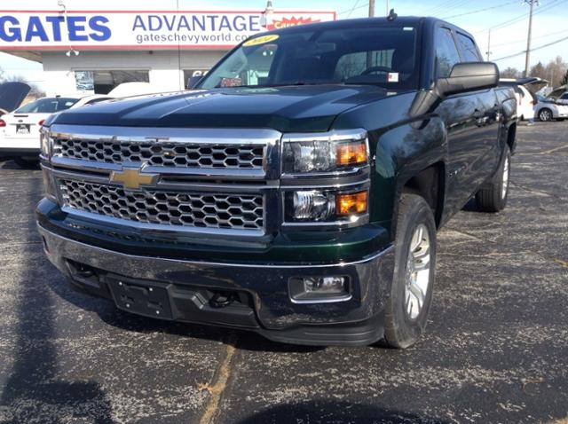 2014 Chevrolet Silverado 1500 Crew Cab 4x4, Pickup #M6949A - photo 4