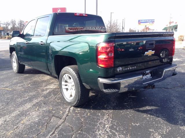 2014 Chevrolet Silverado 1500 Crew Cab 4x4, Pickup #M6949A - photo 6