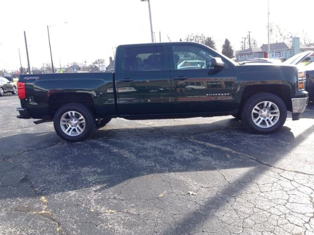 2014 Chevrolet Silverado 1500 Crew Cab 4x4, Pickup #M6949A - photo 9