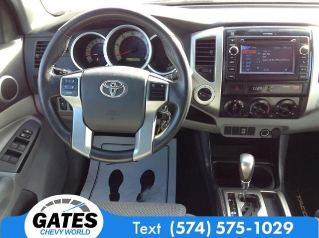2013 Toyota Tacoma Double Cab 4x4, Pickup #M6960A - photo 14