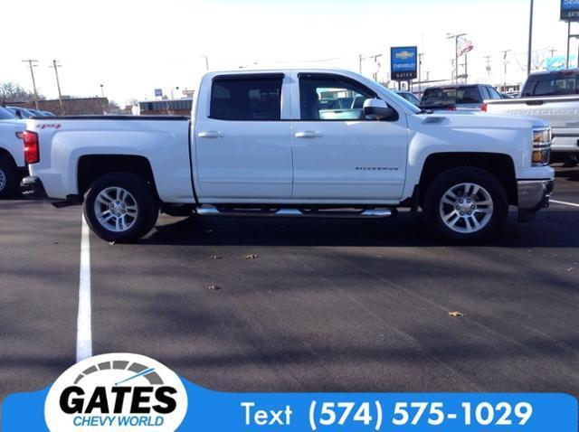 2015 Chevrolet Silverado 1500 Crew Cab 4x4, Pickup #M7001A - photo 9