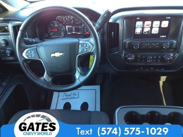 2015 Chevrolet Silverado 1500 Crew Cab 4x4, Pickup #M7001A - photo 13