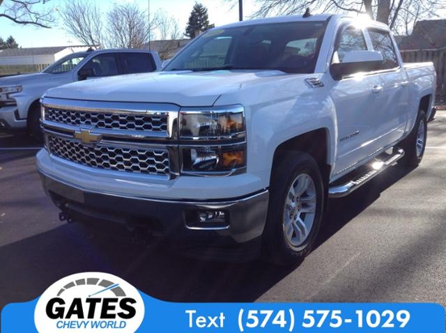 2015 Chevrolet Silverado 1500 Crew Cab 4x4, Pickup #M7001A - photo 1