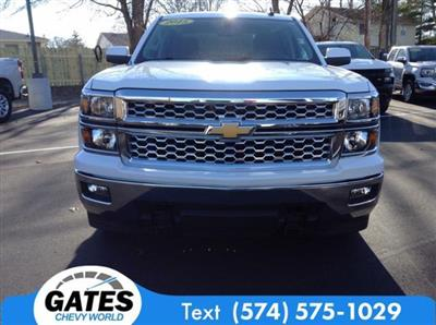 2015 Chevrolet Silverado 1500 Crew Cab 4x4, Pickup #M7001A - photo 4