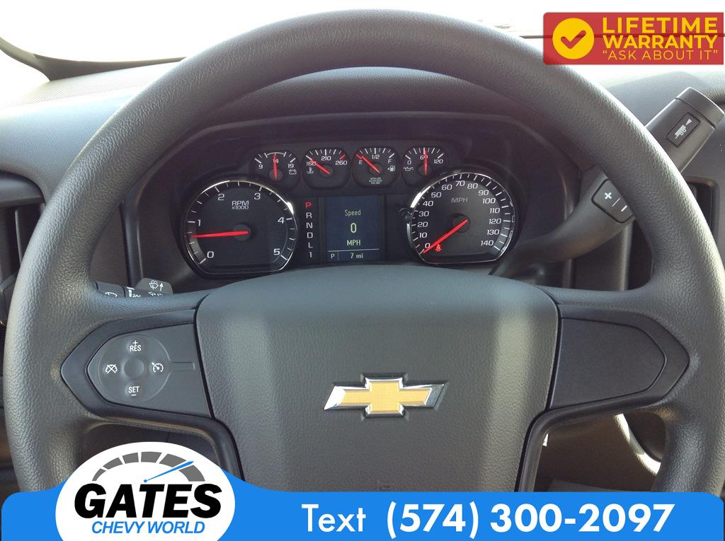 2020 Chevrolet Silverado 4500 Crew Cab DRW 4x4, Cab Chassis #M7004 - photo 11