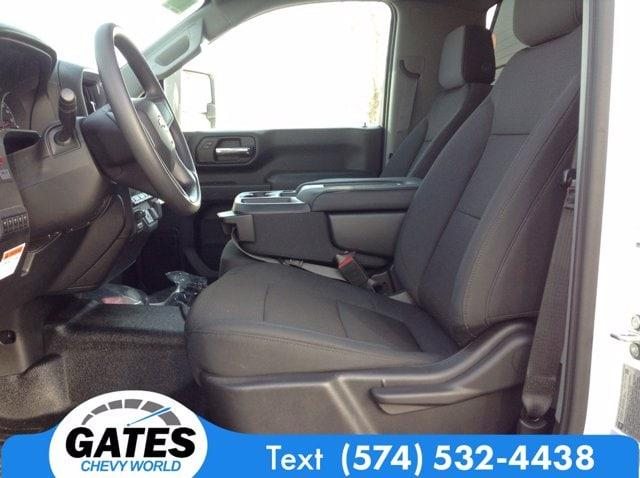 2020 Chevrolet Silverado 3500 Regular Cab DRW 4x4, Dump Body #M7026 - photo 6