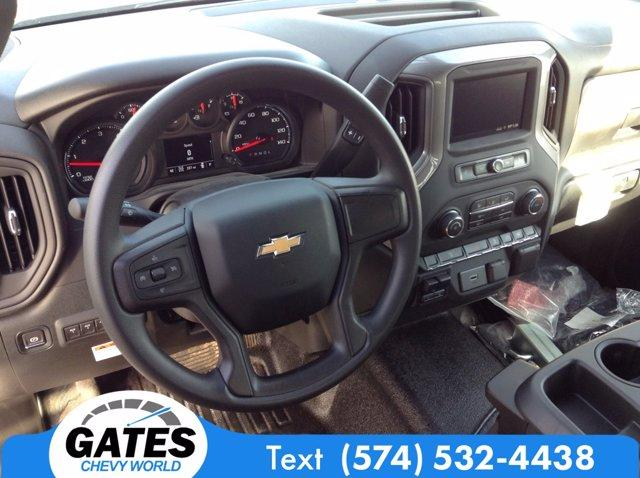 2020 Chevrolet Silverado 3500 Regular Cab DRW 4x4, Dump Body #M7026 - photo 7