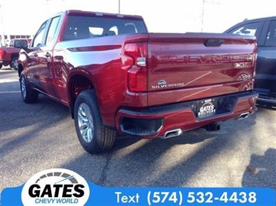 2021 Chevrolet Silverado 1500 Double Cab 4x4, Pickup #M7029 - photo 2