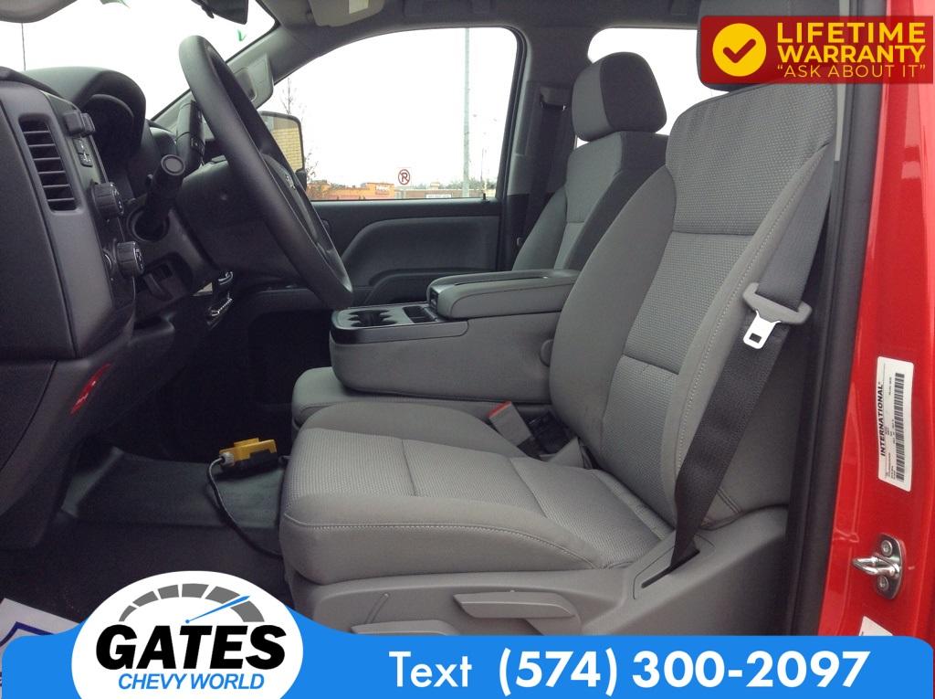 2020 Chevrolet Silverado 4500 Crew Cab DRW 4x4, Dump Body #M7113 - photo 6