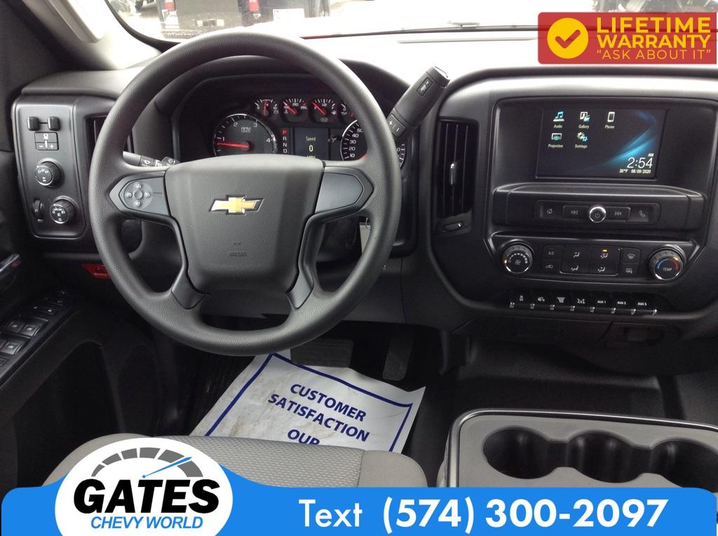 2020 Chevrolet Silverado 4500 Crew Cab DRW 4x4, Dump Body #M7113 - photo 8