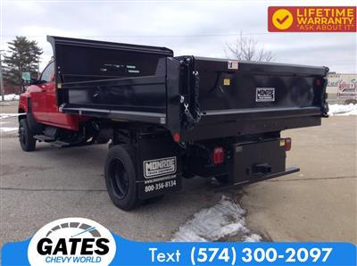 2020 Chevrolet Silverado 4500 Crew Cab DRW 4x4, Dump Body #M7113 - photo 2