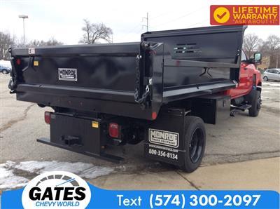 2020 Chevrolet Silverado 4500 Crew Cab DRW 4x4, Dump Body #M7113 - photo 5