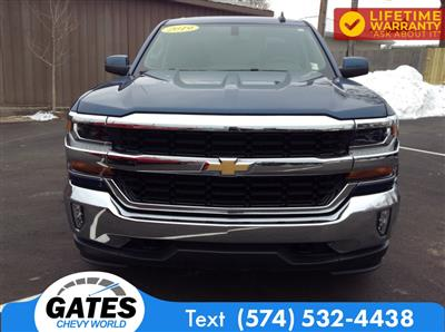 2019 Chevrolet Silverado 1500 Double Cab 4x4, Pickup #M7151A - photo 3