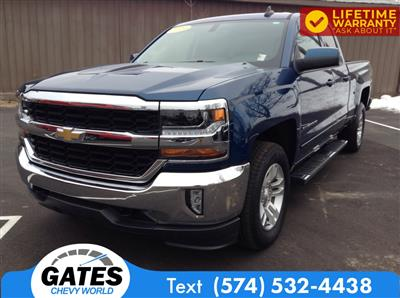 2019 Chevrolet Silverado 1500 Double Cab 4x4, Pickup #M7151A - photo 4