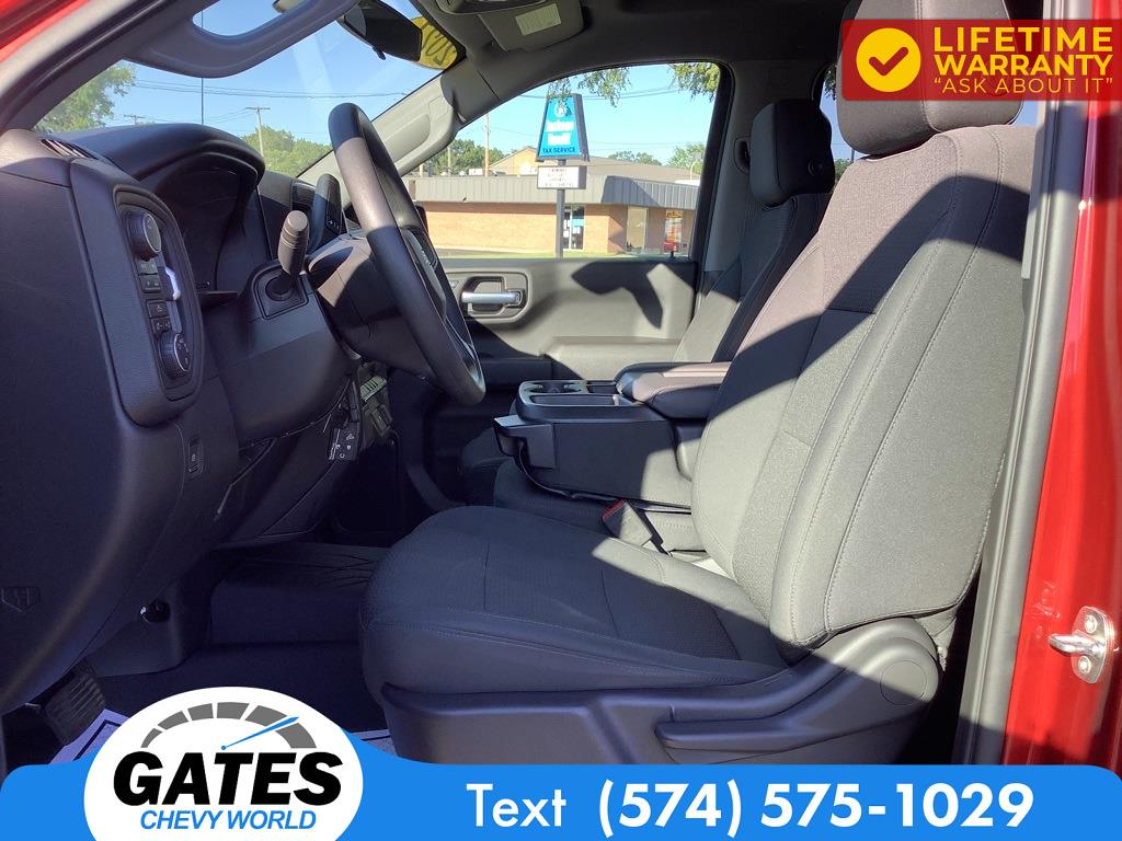 2021 Chevrolet Silverado 1500 Crew Cab 4x4, Pickup #M7602A - photo 19