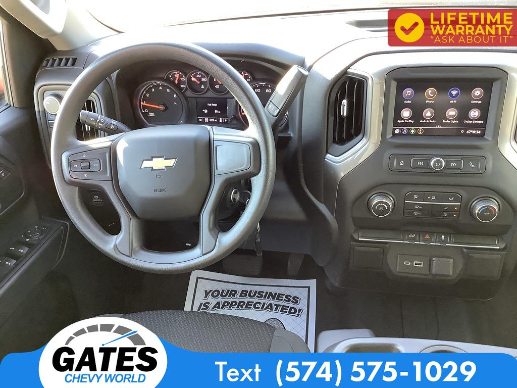 2021 Chevrolet Silverado 1500 Crew Cab 4x4, Pickup #M7602A - photo 23