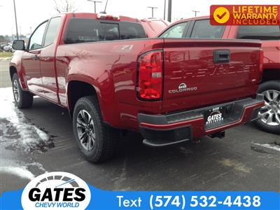 2021 Chevrolet Colorado Extended Cab 4x4, Pickup #M7231 - photo 2