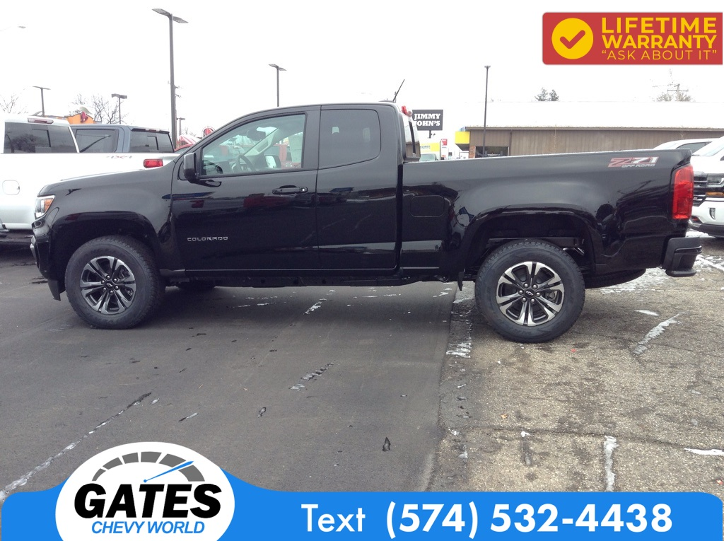 2021 Chevrolet Colorado Extended Cab 4x4, Pickup #M7232 - photo 5