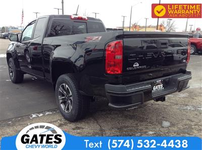 2021 Chevrolet Colorado Extended Cab 4x4, Pickup #M7232 - photo 2