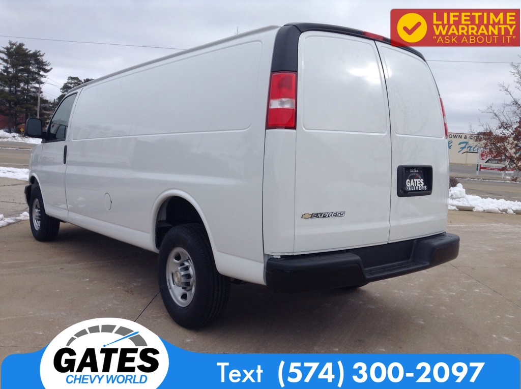 2021 Chevrolet Express 2500 4x2, Empty Cargo Van #M7233 - photo 4