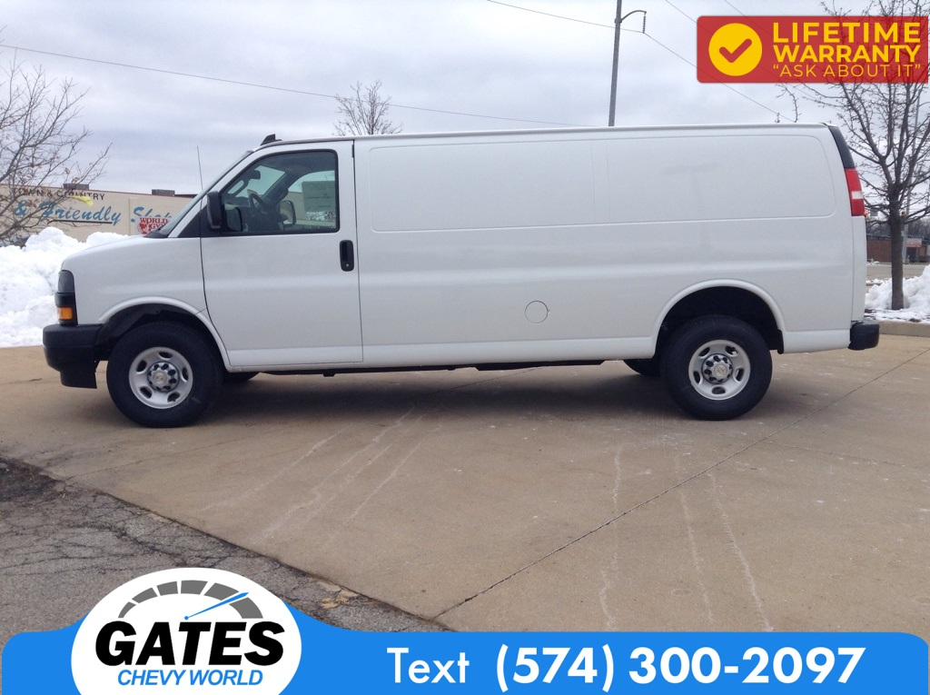 2021 Chevrolet Express 2500 4x2, Empty Cargo Van #M7233 - photo 6