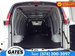 2021 Chevrolet Express 2500 4x2, Empty Cargo Van #M7233 - photo 2