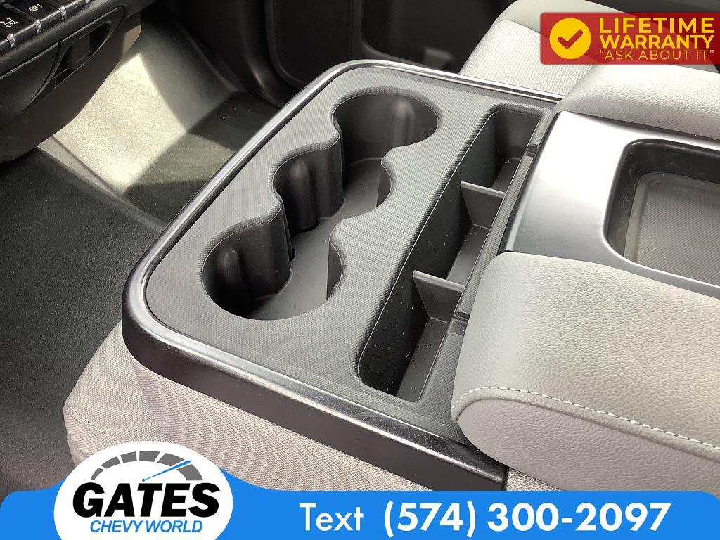 2021 Chevrolet Silverado 4500 Regular Cab DRW 4x4, Cab Chassis #M7252 - photo 11