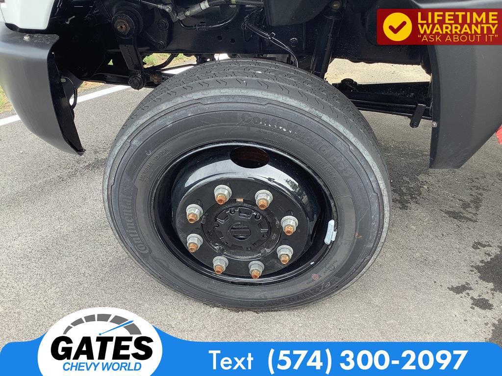 2021 Chevrolet Silverado 4500 Regular Cab DRW 4x4, Cab Chassis #M7252 - photo 13