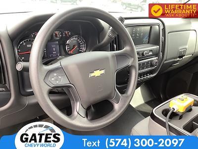 2021 Chevrolet Silverado 4500 Regular Cab DRW 4x4, Cab Chassis #M7252 - photo 6