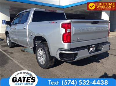 2021 Chevrolet Silverado 1500 Crew Cab 4x4, Pickup #M7289 - photo 2