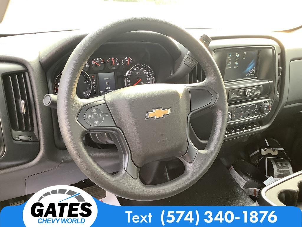 2020 Chevrolet Silverado 4500 Regular Cab DRW 4x2, Cab Chassis #M7349 - photo 6