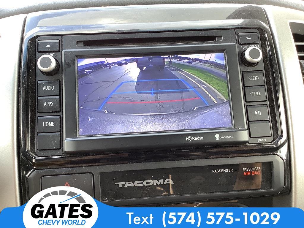 2015 Toyota Tacoma Extended Cab 4x4, Pickup #M7459C - photo 6