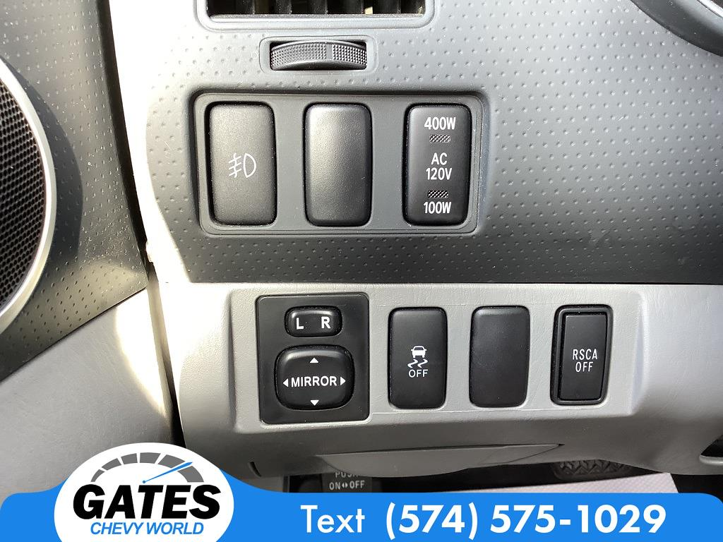 2015 Toyota Tacoma Extended Cab 4x4, Pickup #M7459C - photo 10
