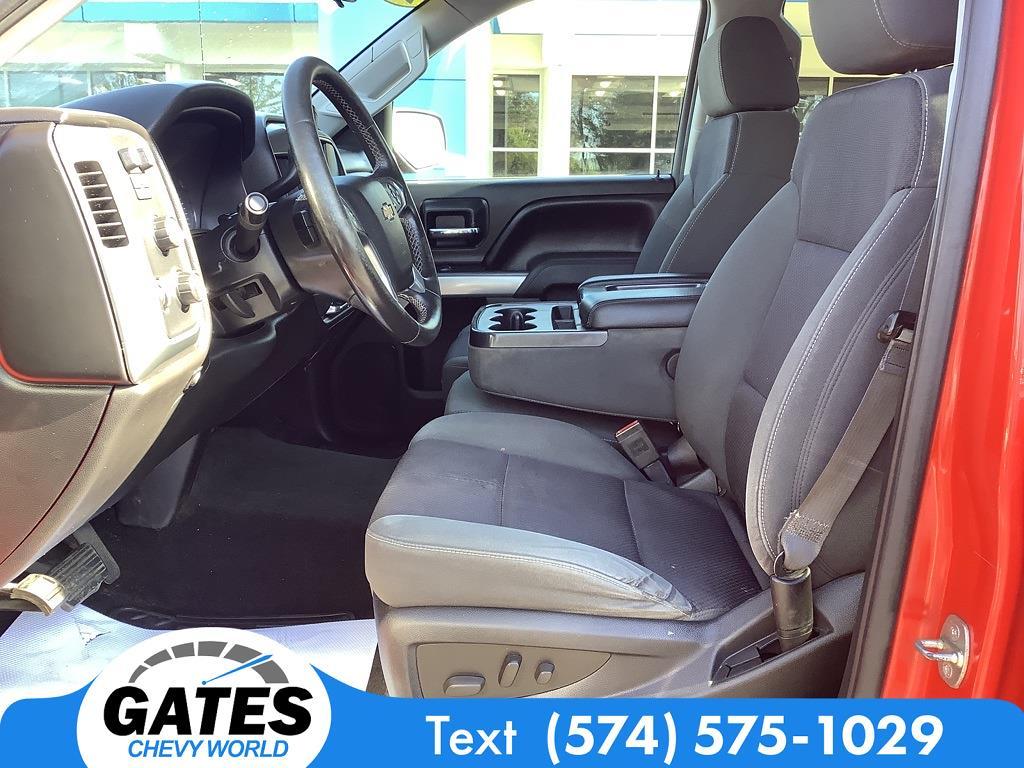 2014 Chevrolet Silverado 1500 Crew Cab 4x4, Pickup #M7496A - photo 19