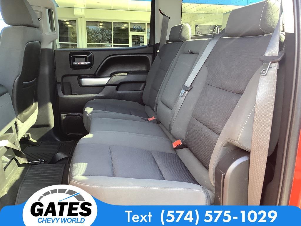 2014 Chevrolet Silverado 1500 Crew Cab 4x4, Pickup #M7496A - photo 21