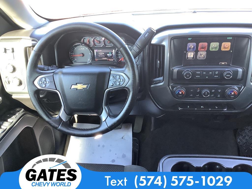 2014 Chevrolet Silverado 1500 Crew Cab 4x4, Pickup #M7496A - photo 23