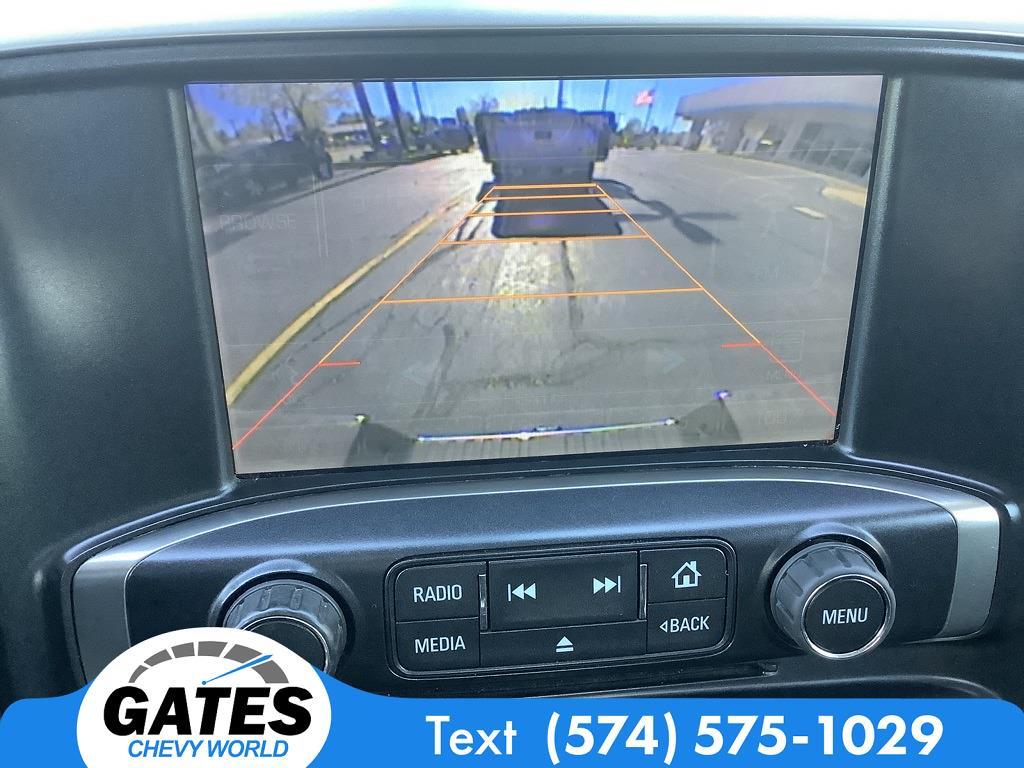 2014 Chevrolet Silverado 1500 Crew Cab 4x4, Pickup #M7496A - photo 7