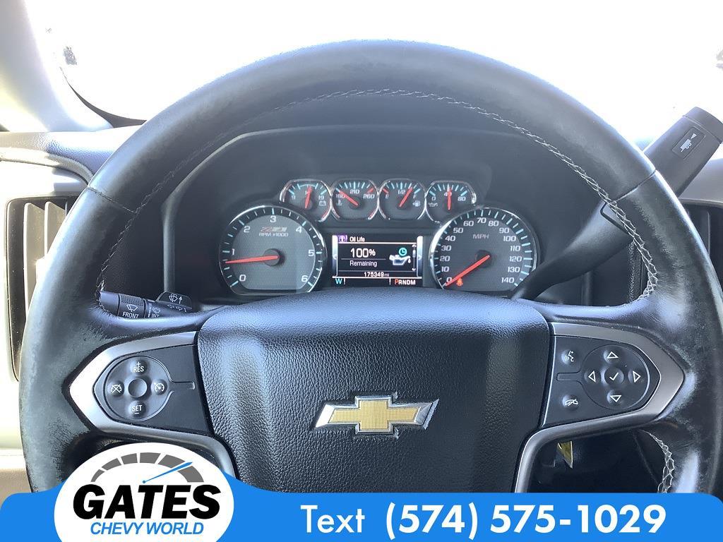 2014 Chevrolet Silverado 1500 Crew Cab 4x4, Pickup #M7496A - photo 13