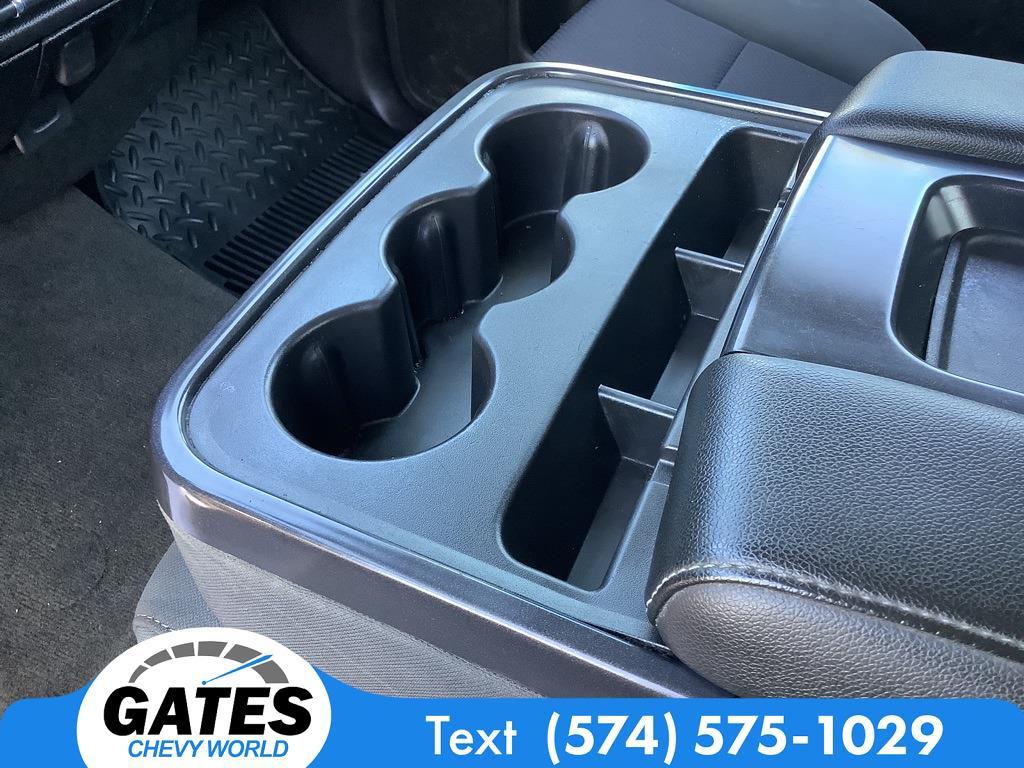 2014 Chevrolet Silverado 1500 Crew Cab 4x4, Pickup #M7496A - photo 16