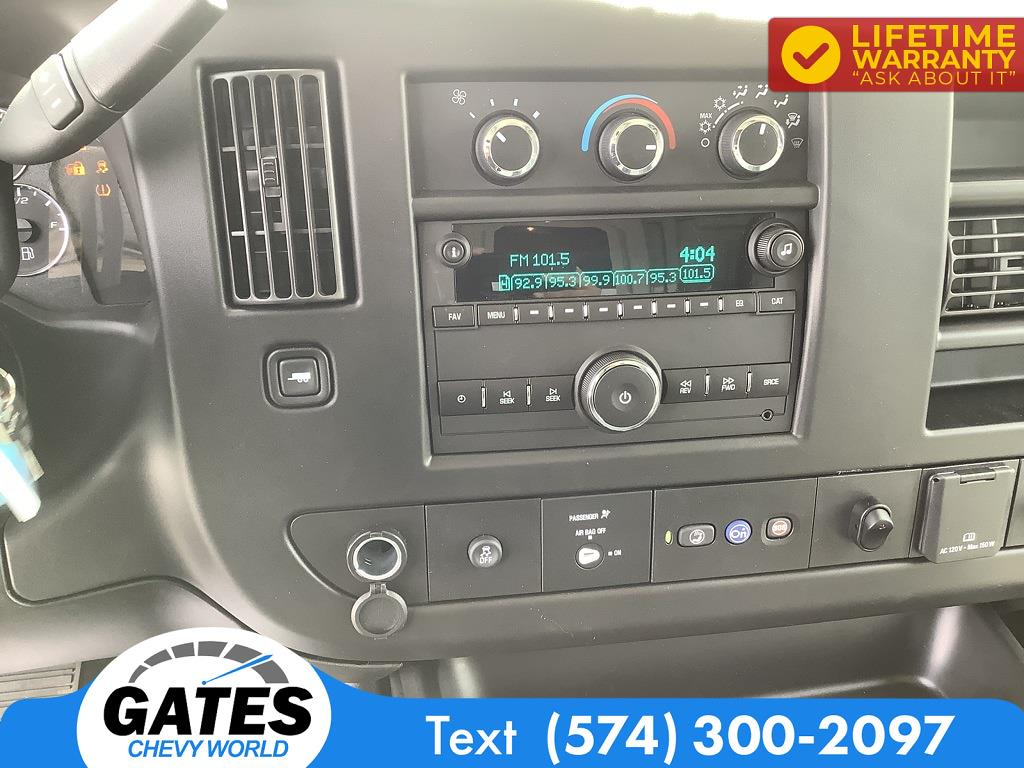 2021 Chevrolet Express 3500 4x2, Service Utility Van #M7507 - photo 15