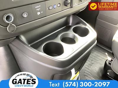 2021 Chevrolet Express 3500 4x2, Service Utility Van #M7507 - photo 21