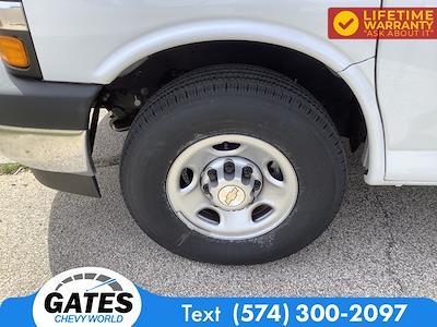 2021 Chevrolet Express 3500 4x2, Service Utility Van #M7507 - photo 23